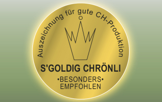Die Auszeichnung «Besonders empfohlen» der Vereinigung zur Förderung Schweizer Jugendkultur.