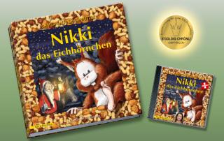 Nikki das Eichhörnchen ist das 4. Abenteuer von Samichlaus & Schmutzli.