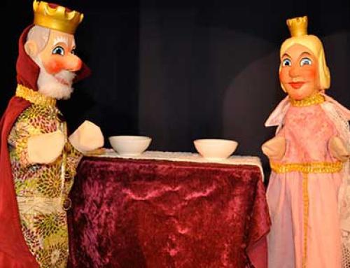 Zum Jubiläum: Puppentheater für Looslis Puppentheater