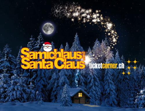 Samichlaus & Santa ClausMusical für Chind